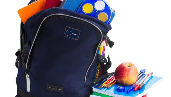 1200 Church is giving away backpacks filled with supplies for free Saturday.