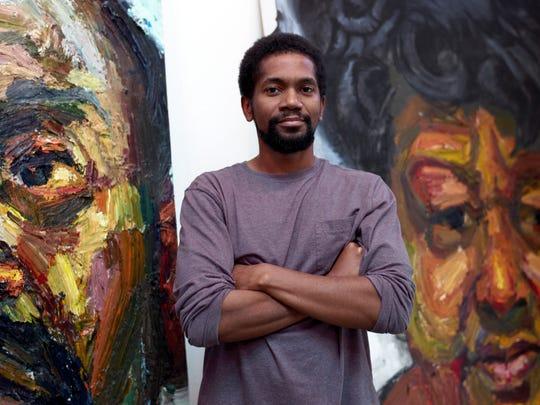 Sedrick Huckaby is an American artist and professor