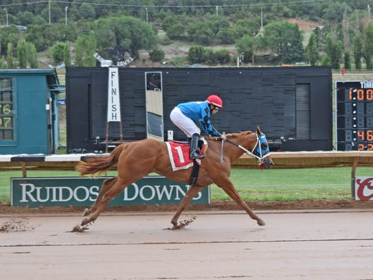 Ignored in the Mountain Top Futurity Trial No. 2.