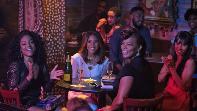 The 'Girls' of 'Girls Trip' have reasoon to celebrate: Their movie is a hit.