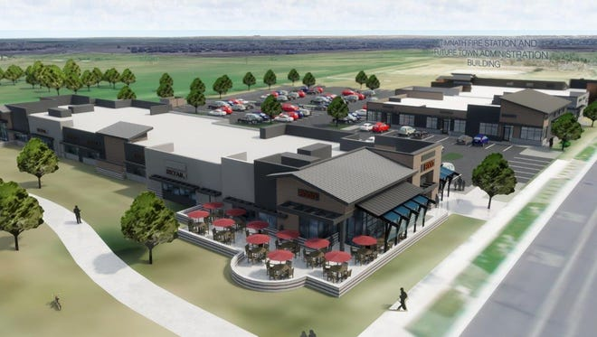 Neenan Co. of Fort Collins is developing a commercial center in Timnath.