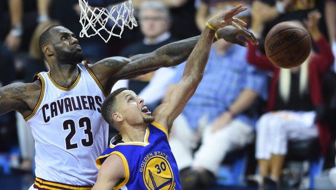 LeBron James, left, was expected to be among the greats before he played a game in the NBA. He is ninth all-time in scoring and the first forward to reach 7,000 assists.