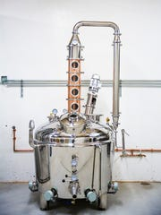 Tours of the Northside Distillery will be available on Saturdays, which includes seeing their new 150-gallon custom pot still.