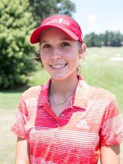 Rachel Heck was the low amateur at last year's U.S Women's Open.