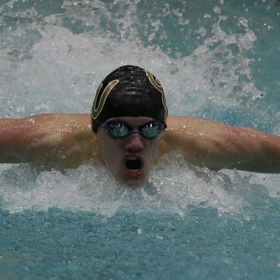 G.B. United, Bay Port vie at state swimming
