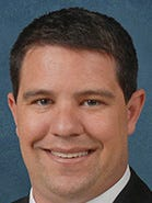 Sen. Travis Hutson is a Republican from Palm Coast.