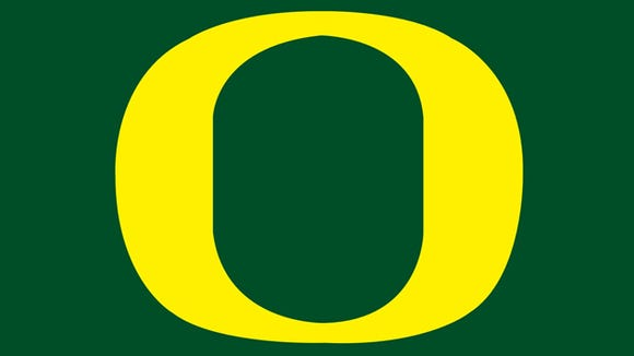 University of Oregon logo.