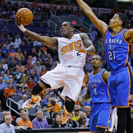 With two weeks left until the Oct. 1 deadline to accept a qualifying offer, guard Eric Bledsoe appears no closer to coming to terms on a long-term contract with the Suns.