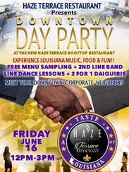 HAZE Day party