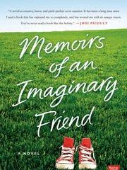 """""""Memoirs of an Imaginary Friend"""" by Matthew Dicks."""