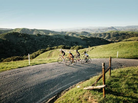 Cycling is a lifetime sport that can take you anywhere.