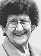 Mary E. (Jean) Smith