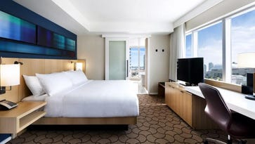 Downtown Marriott gets new brand, new everything