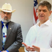 Democratic Rep. Filemon Vela scorches own party over wall funding to end shutdown