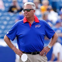 Rex Ryan went 4-2 in two playoff trips with the Jets.