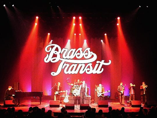 Brass Transit, a Chicago tribute band, will play the The Sheid at 7 p.m. Nov. 15.