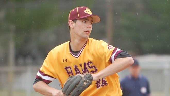 Tyler Mondile tossed a no-hitter in his first outing of the season.