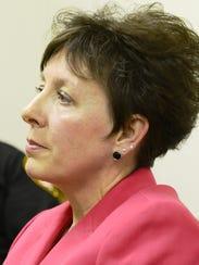Tracy Overmyer, Sandusky County clerk of courts.
