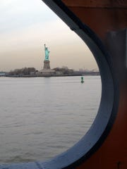 The ferry is free, and the views are priceless.