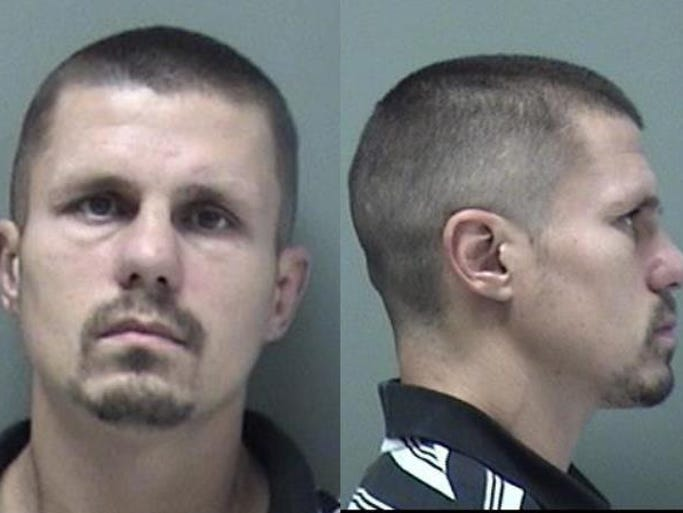 JOHN CRAIG TEMPLE, Date of Birth: 7/31/1981, Theft of a Motor Vehicle.