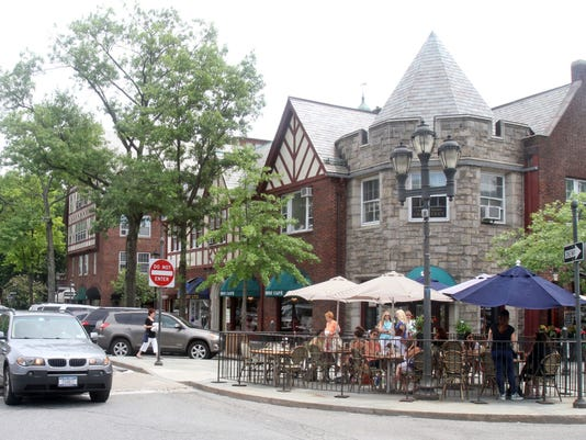 Downtown Scarsdale