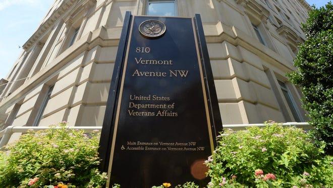 The U.S. Department of Veterans Affairs in Washington