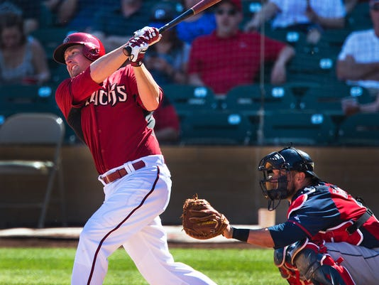 Mark Trumbo hoping to show he's more than a power hitter for