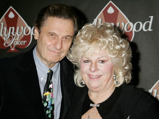 Joseph Bologna and Renee Taylor, seen in 2005, had