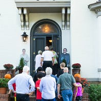 Photos: Red carpet party at Cronin House