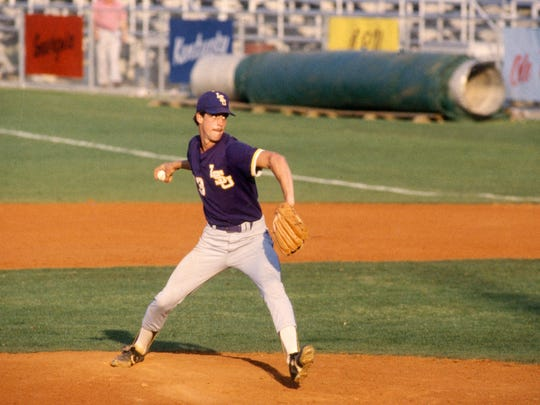 Russ Springer will be inducted to the Louisiana Sports Hall of Fame on Saturday.