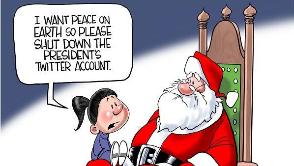 Gary Varvel, The Indianapolis Star