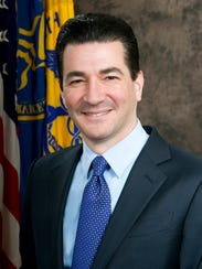 FDA Commissioner Dr. Scott Gottlieb