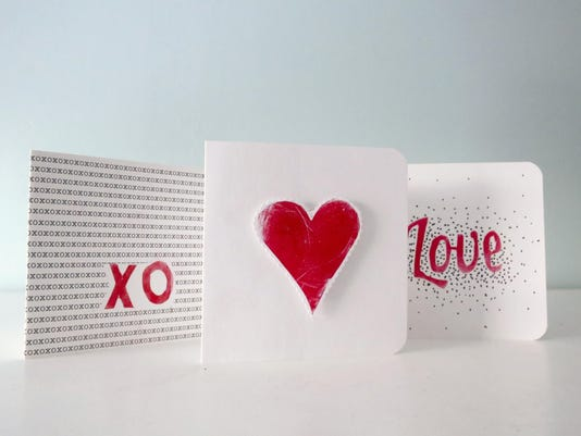 Crafts Whichcraft Valentine Stamps (3)