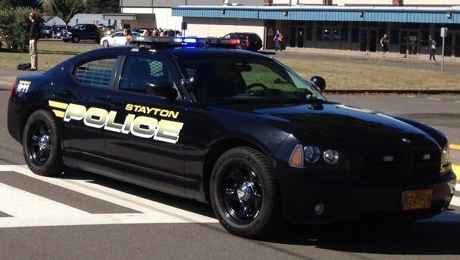 Stayton Police