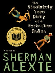 The Absolutely True Diary of a Part-Time Indian by Sherman Alexie.