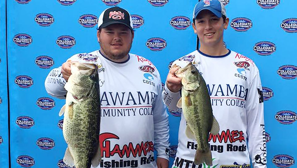 Outdoors sports the clarion ledger for Bass fishing scholarships