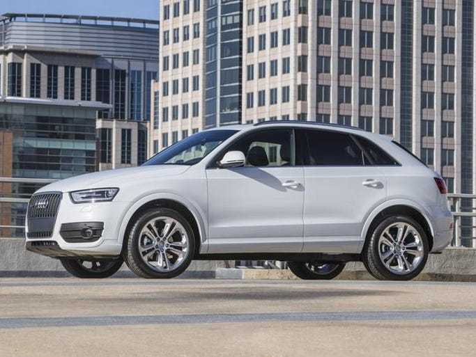 Audi has big hopes that its Q3 crossover will win over younger buyers
