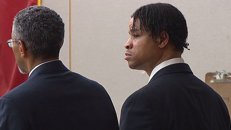 Delvecchio Patrick's murder trial began in Dallas on