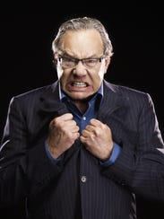 Anger is Lewis Black's trademark.