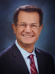 Dr. Abe Abdalla, medical director of Oncology