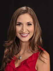 Melissa Vogt is a finalist for Young Professional of