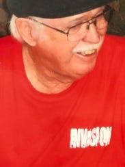 """Hubert """"Hoss"""" Fred Albert Ferrell Ramer"""
