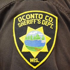 Vehicle, motorcycle and animal crashes reported | Oconto County Sheriff