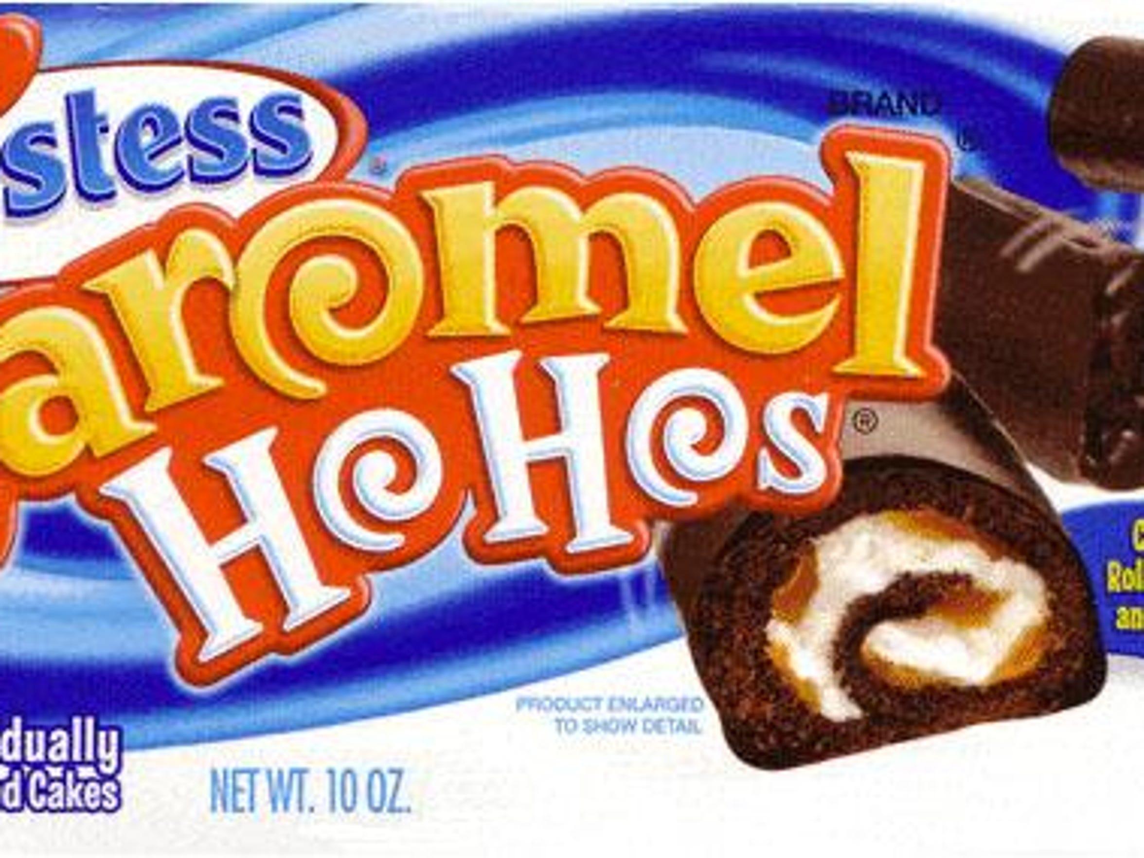 Caramel Ho Hos