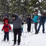 Free cross country ski clinic in Little Belts
