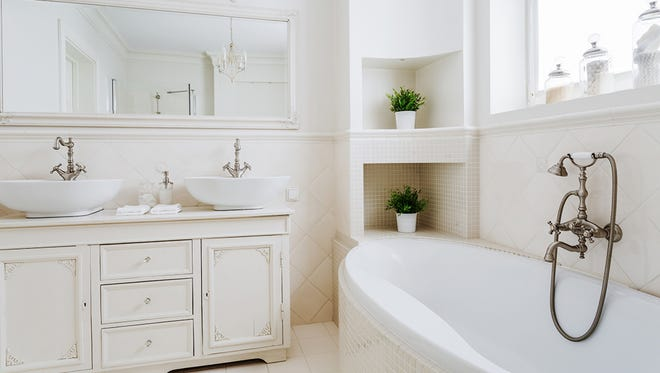 Transform your tired old bathroom into a luxurious oasis.
