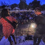 'Music Under the Stars' welcomes back Nikki Talley and Jason Sharp