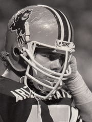 Jimmy Williams, who played at Arizona State, was a coach on Tempe's 1989 football team.