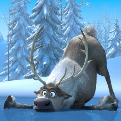 Sven from 'Frozen'