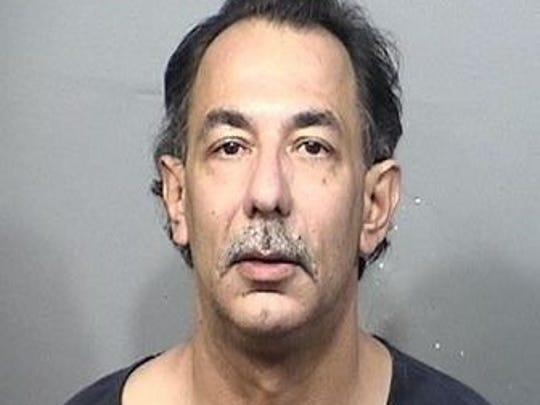 Edward Zoldak, 46, of Cocoa, charges: Live off earnings of prostitute (first offense).